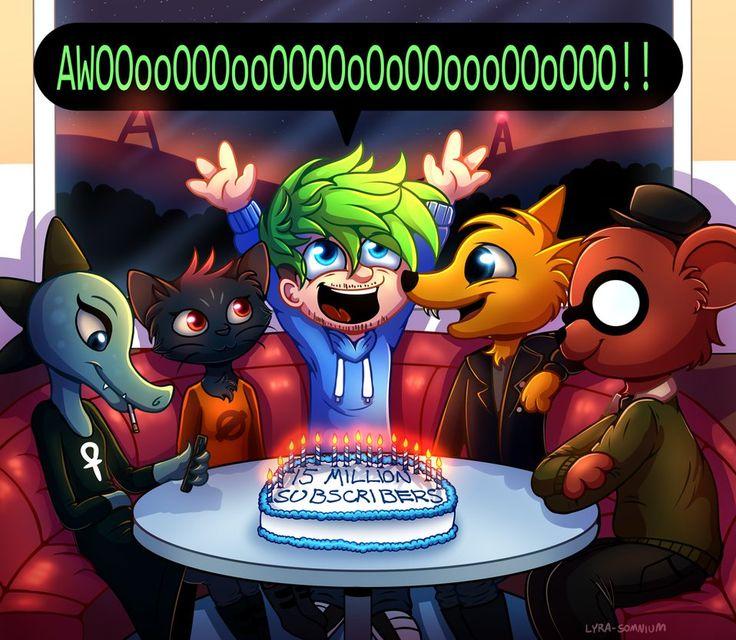 JSE - 15 Million Subscribers by Lyra-Somnium.deviantart.com on @DeviantArt