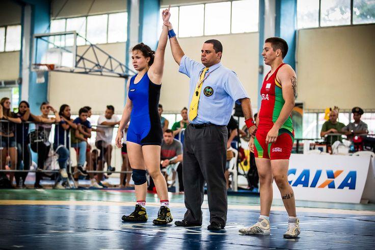 No Pan de luta olímpica, brasileiros buscam últimas vagas em Toronto #globoesporte