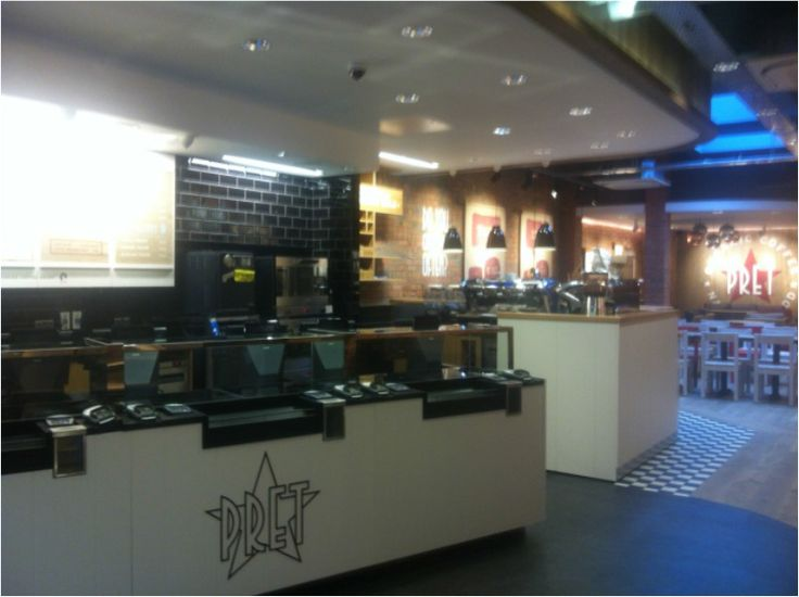 Located in an old HMV store this new 'Pioneer' concept store design made full use of our in-house joinery team.