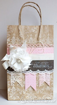 cute gift bag idea