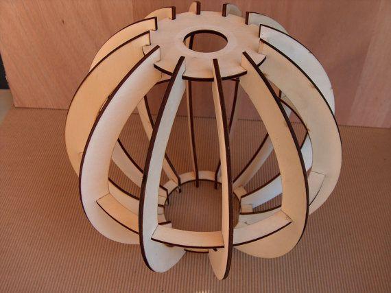 Hoi! Ik heb een geweldige listing gevonden op Etsy https://www.etsy.com/nl/listing/88342990/diy-plywood-sphere-lamp-shade