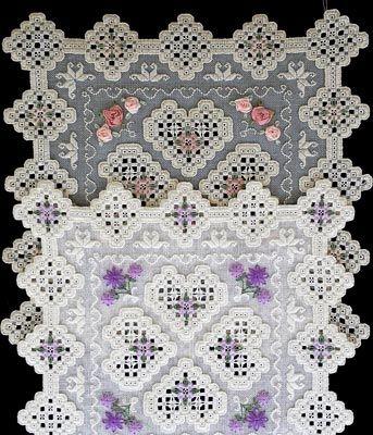Alternatives in Hardanger Embroidery