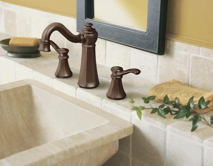 Best Moen For The Bathroom Images On Pinterest Bathroom Ideas - Moen icon bathroom faucet for bathroom decor ideas