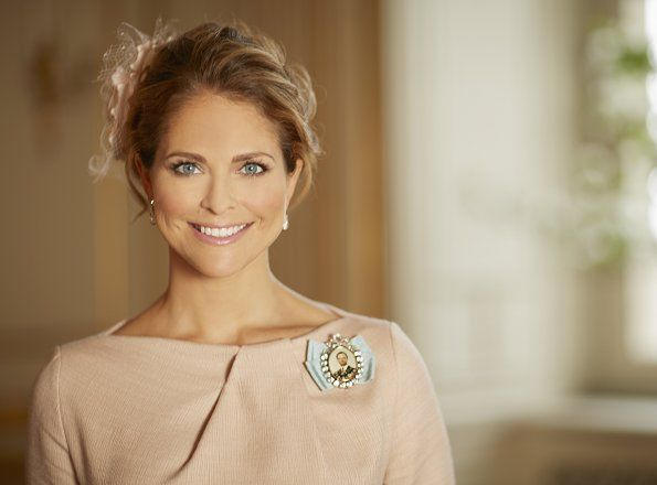 10-6-2017 35 jaar Princess Madeleine Celebrates Her 35th Birthday Today