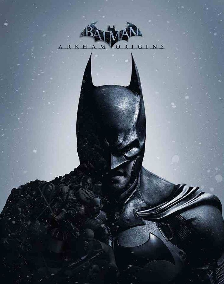 Batman Arkham Origins .... I cannot wait to play this game ... Wait I get time to play.