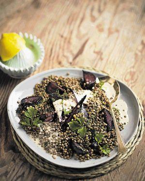 Lentil and beetroot salad - Times LIVE