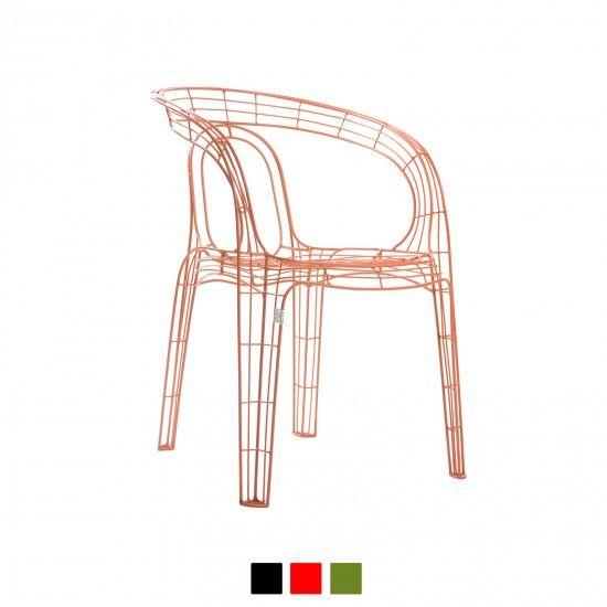 Krzesło WIRE krzesło jadalnia