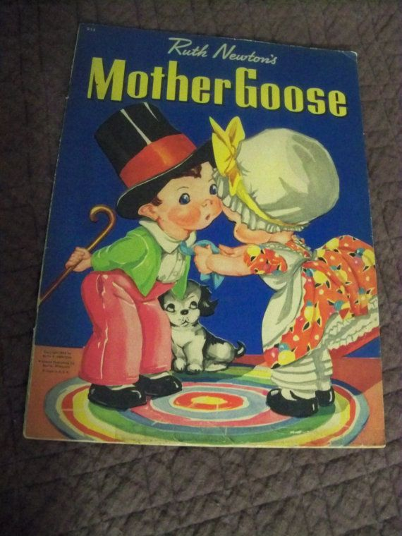 Ruth Newtons  mother goose  1943