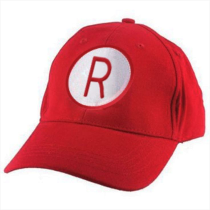 Look just like one of the Rockford Peaches with this quality baseball cap that…