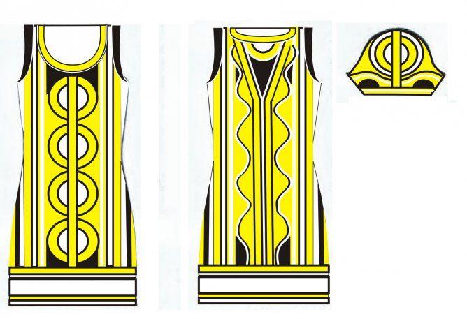 Марокканское этно-платье крючком от Milly. Обсуждение на LiveInternet - Российский Сервис Онлайн-Дневников