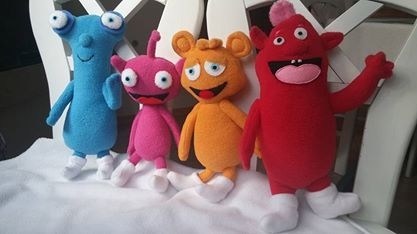 Zdjęcie użytkownika Gałgusie - zabawki szyte ręcznie.