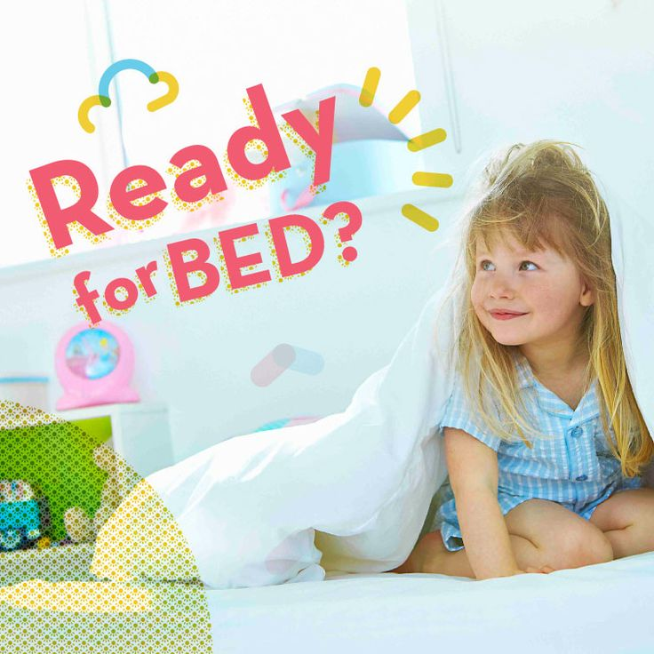 Ready for Bed? Toddler Sleep Advice - Worlds Apart