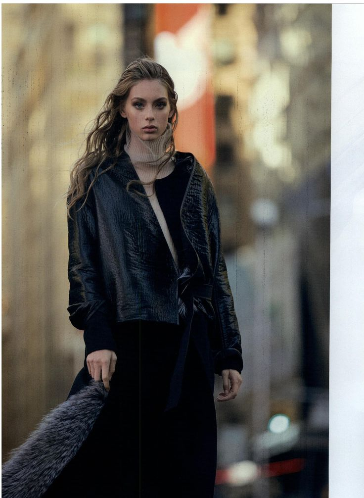A Krizia Fall-Winter 2016-17 total look eternalized by MarieClaire.it in the December issue #krizia