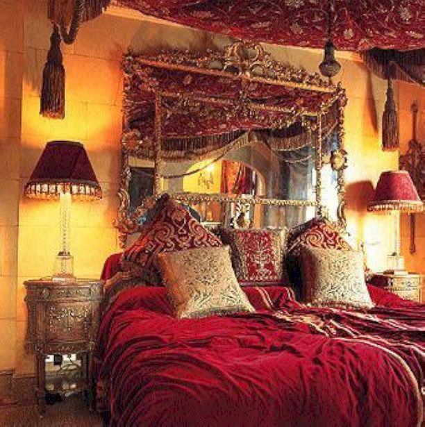 Beautiful Morrocan Bedroom Decorating Ideas 29