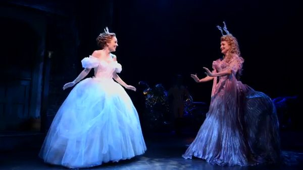 Cinderella Broadway 2013 | ... Preview the Magic of Rodgers + Hammerstein's Cinderella on Broadway