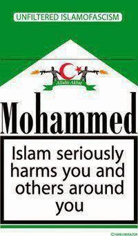 Just say no to #Islam!  #tcot #ccot   http://baystateconservativenews.com