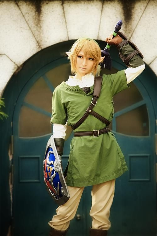 Female Link cosplay by MIE, Photo by bskanata | #Linkle #crossplay