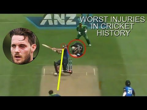 10 WORST INJURIES EVER IN CRICKET HISTORY!!! ... MUST WATCH - (More info on: https://1-W-W.COM/Bowling/10-worst-injuries-ever-in-cricket-history-must-watch/)