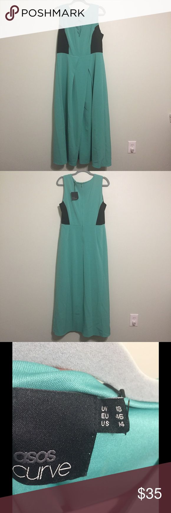 ASOS Curve Dress Never worn! Still has tags attached! US 14 ASOS Curve Dresses