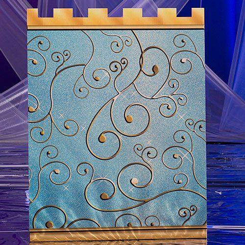 Amazon.com: Fairytale Castle Wall Cinderella Party Prop: Toys & Games $19.99
