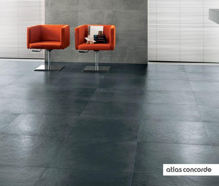 #EVOLVE iron | #AtlasConcorde | #Tiles | #Ceramic | #PorcelainTiles