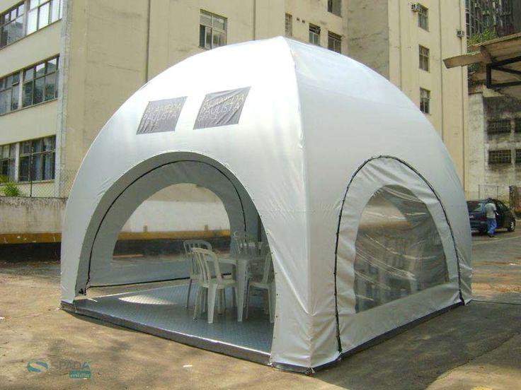 tenda PVC