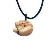 Halsband räv - klappi.