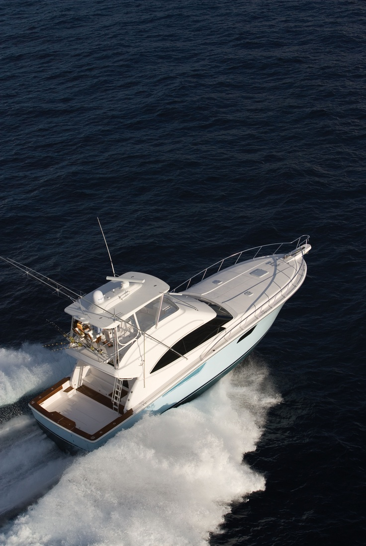 128 best sport fishing yachts images on pinterest for Luxury fishing boats
