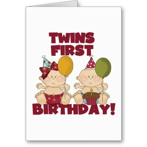 Personalised Boys First Birthday Card Bubbles By August: 17 Best Images About Birthday Card For Twins On Pinterest