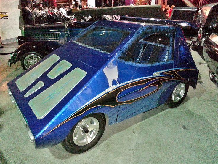 Roli's dream car! lol Cool Stuff I saw at Count's