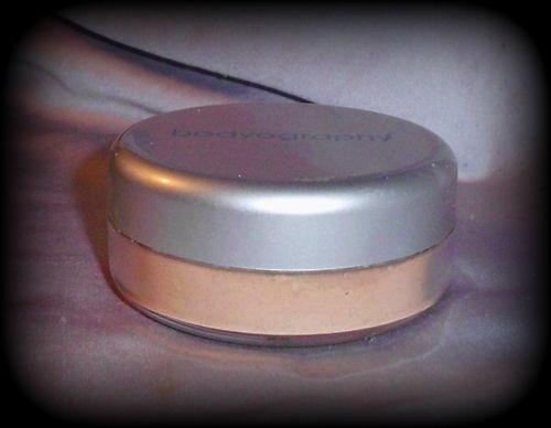 $5.99 New Bodyography Oxyplex Loose Mineral Anti-Aging Face Powder 1405 COCOA TAN