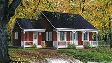 Check out our full collection of Tiny House Plans at TheHouseDesigners.com