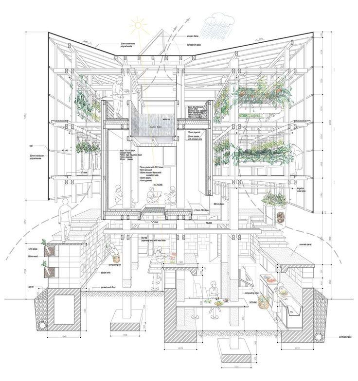 Galería de 50 Detalles constructivos de arquitectura en madera - 31