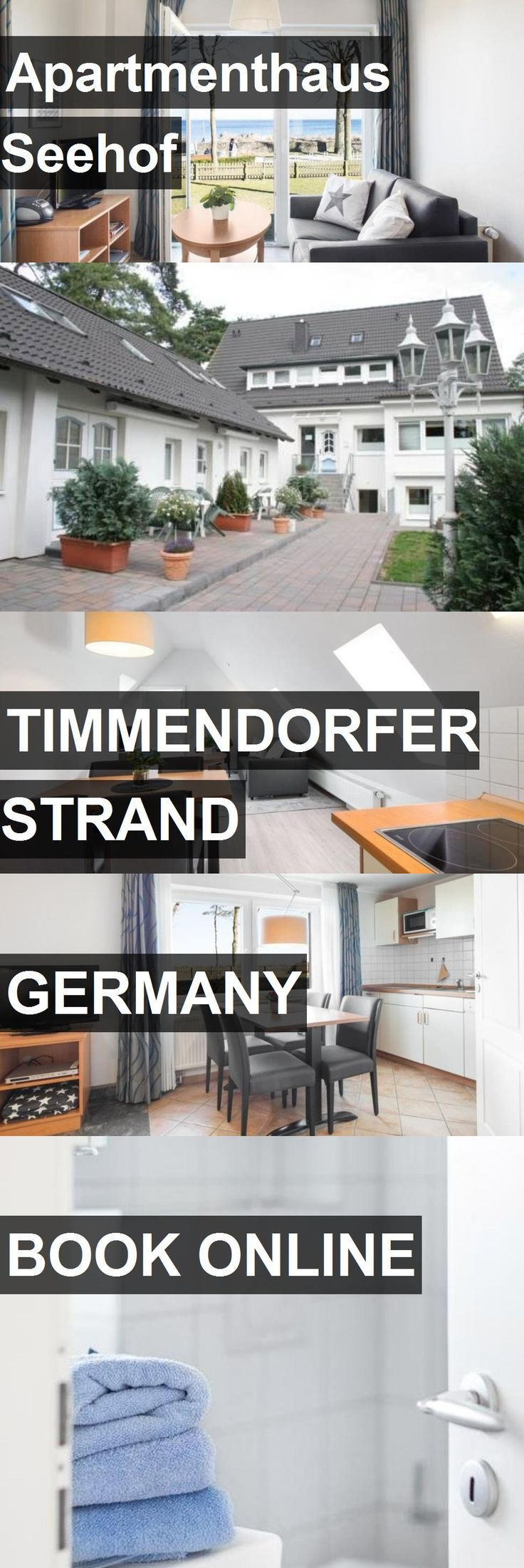 Apartmenthaus Seehof in Timmendorfer Strand, Germany. For more information, photos, reviews and best prices please follow the link. #Germany #TimmendorferStrand #travel #vacation #apartment