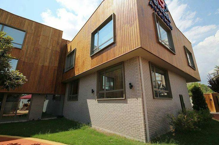#WallPointbrick  #arhitect  #designe  #project ➡ http://wallpoint.ro/caramida-decorativa-sisteme-fatade/brick-slab/antique/