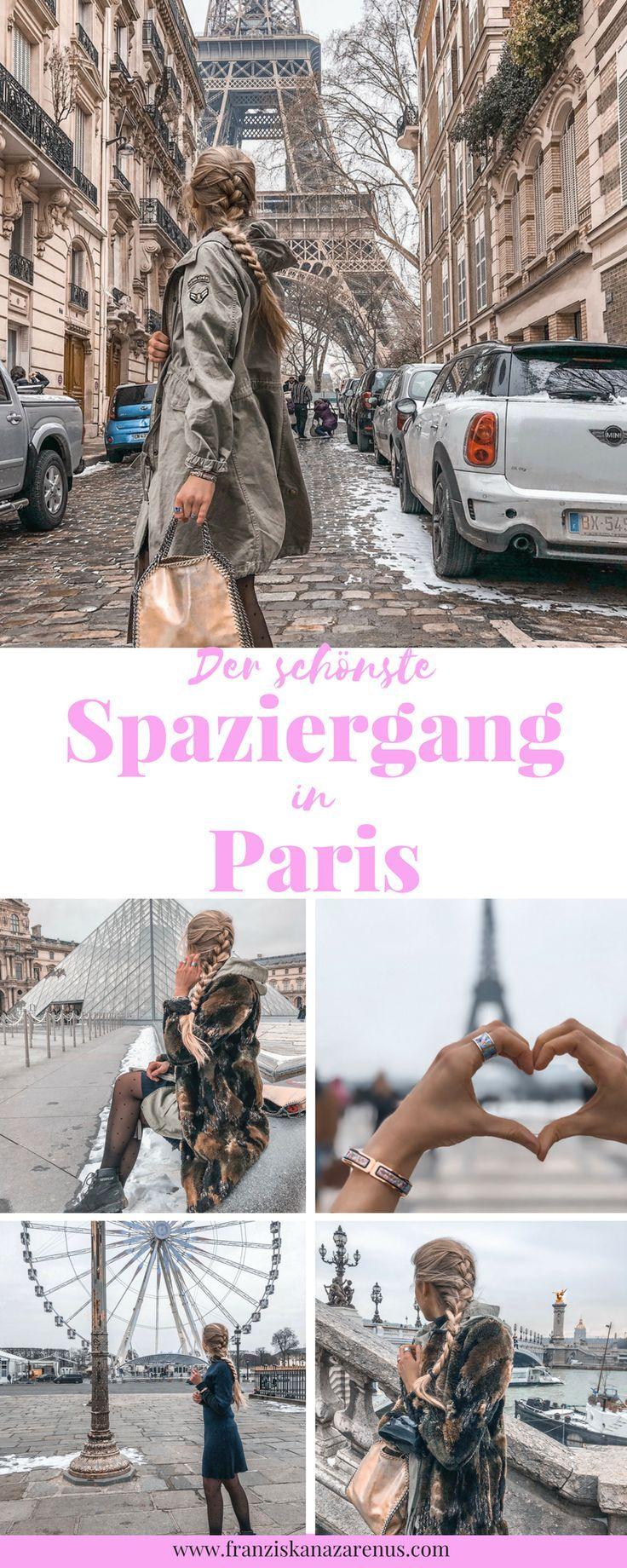 In Paris gibt es Sehenswürdigkeiten en Masse. Aber wie schafft man es so viel E