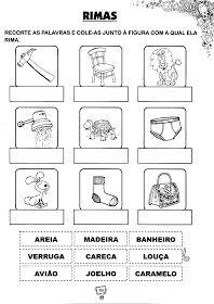 Reuni uma pequena coletânea de atividades para leitura, escrita e trabalhar a consciência fonológica .   Bom proveito! (Rosangela Vali) ...