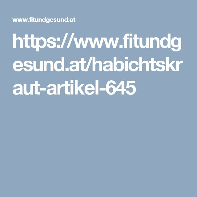 https://www.fitundgesund.at/habichtskraut-artikel-645