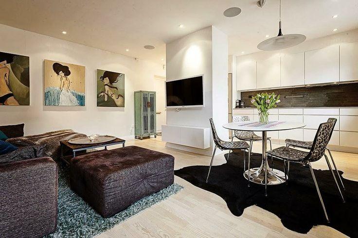 Un salón con mucho estilo