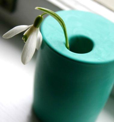 Super quick stylish mini vase from a baloon // Villámgyors egyedi vázák üveg pohárból és lufiból // Mindy - craft tutorial collection