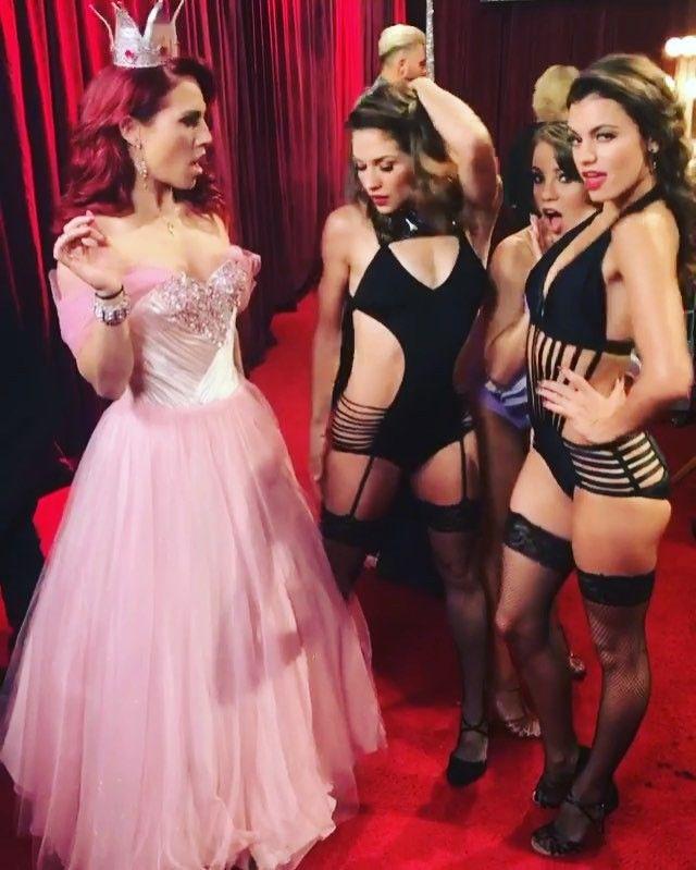 Too many things! said #Glinda or maybe not enough things  #dwts @dancingabc