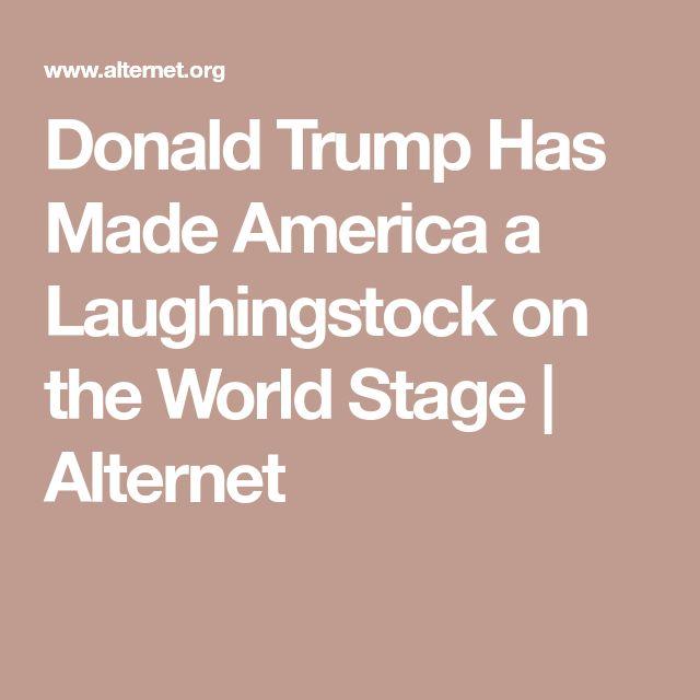 Elect a clown -- get a circus.