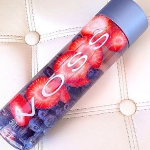 VOSS Water Australia - Instagram Profile - INK361