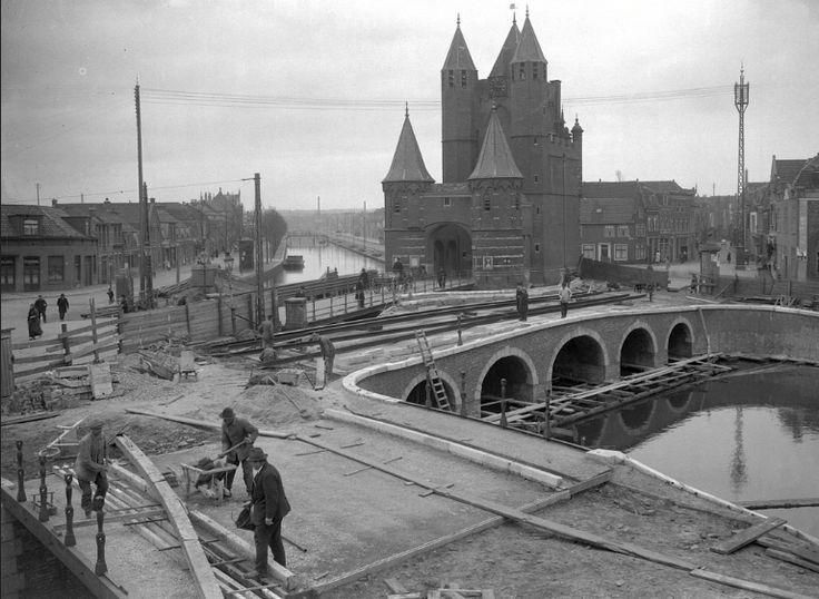 Bruggen Haarlem (jaartal: 1930 tot 1940) - Foto's SERC