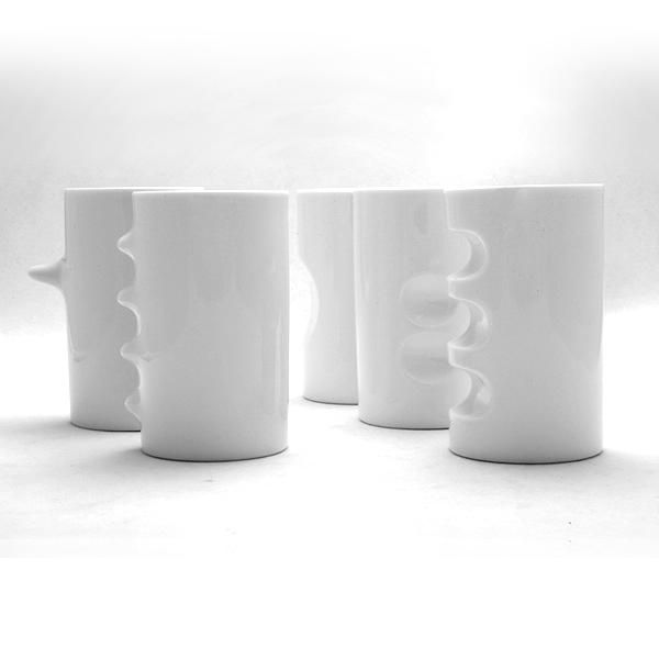 Tea Mugs You Can Easily Hold On To: Mori Cups
