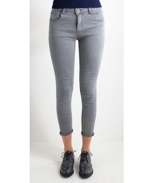 Amato Oltre 25 fantastiche idee su Jeans grigio su Pinterest | Vestito  OO09