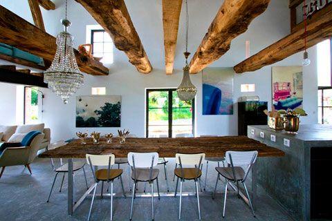 casa rustica moderna - Buscar con Google