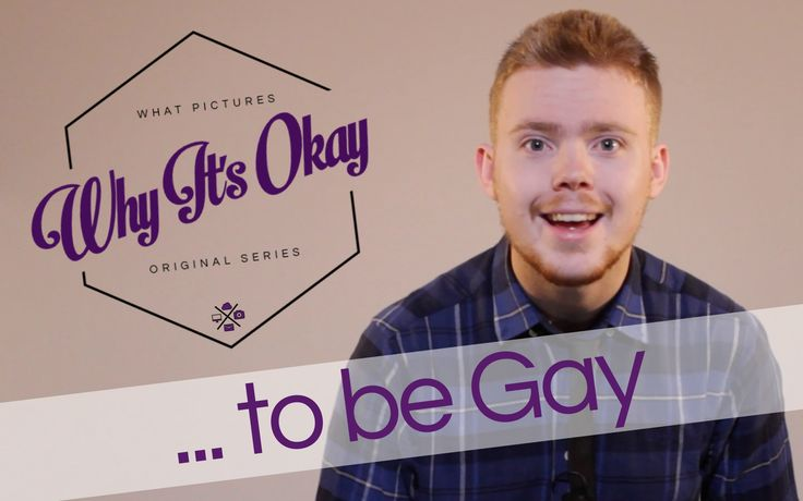 Why it's Okay to be gay. Are you scared of coming out to friends or family? Worried how people would react if you came out as gay in society? NEWS FLASH. It is okay. Matt is here to go through why it's okay to be gay in this weekly self help video. We really hope it will give you that confidence or comfort you may need in your situations and if you need any further advice or help, you can follow the links we have left in the video.  In this internet web series of Why it's Okay, we discuss…