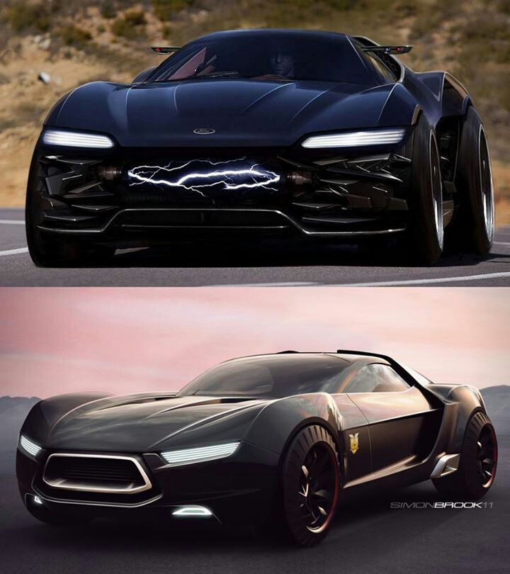 Ford's Mad Max concept car | repinned by www.BlickeDeeler.de