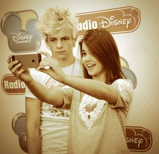 Ross Lynch is going to be my boy friend for me
